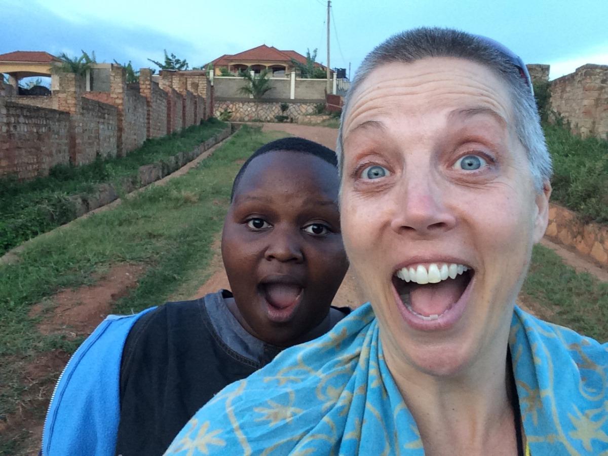 Day 6: Compliments, UgandanStyle!