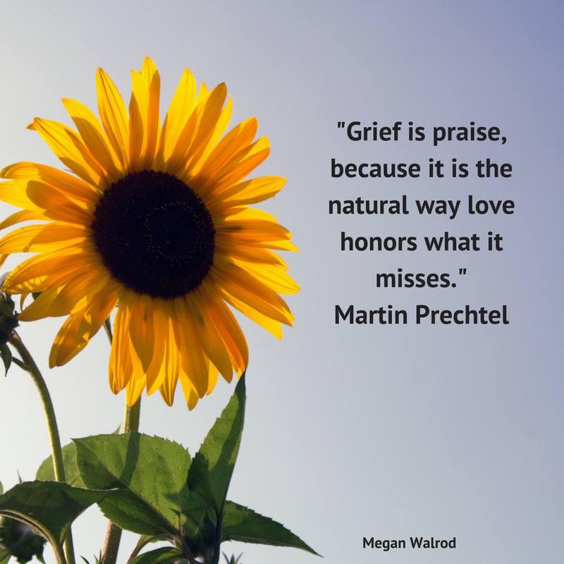 Grief is Praise